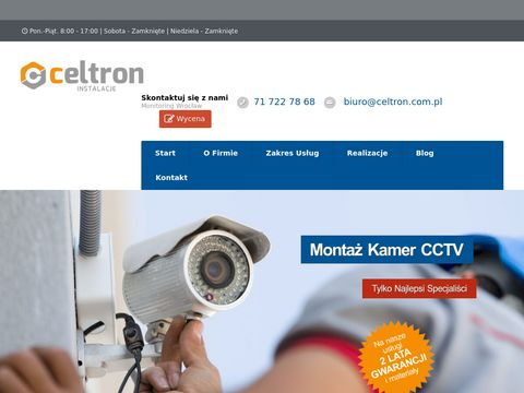 Monitoring-wroclaw.com - systemy cctv