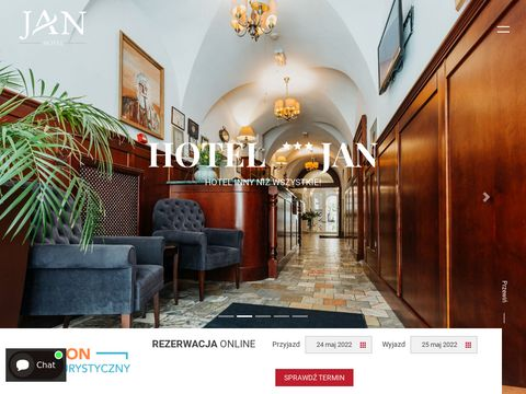 Hotel Cracow - Hotel Jan