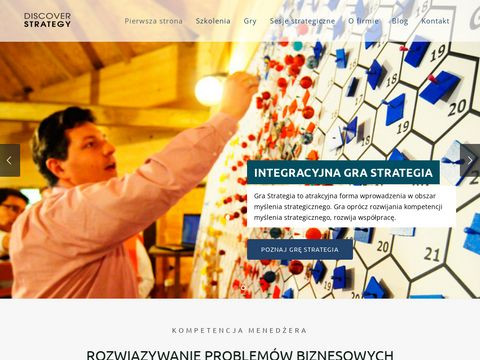 Discoverstrategy.pl - Discover Strategy