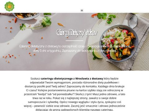 Www.dziendobry.catering catering