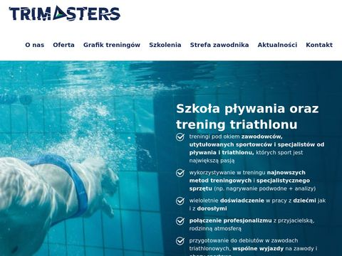 Trimasters