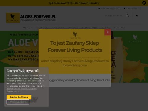 Aloes forever   aloes-forever.pl