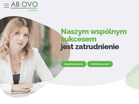 Outsourcing pracownik贸w z AB OVO Solutions