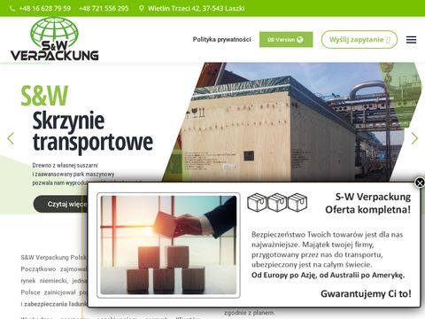 Www.s-wverpackung.pl