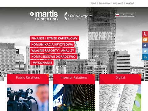 Martis Consulting