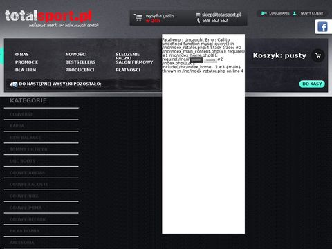 Buty adidas - total-sport.pl