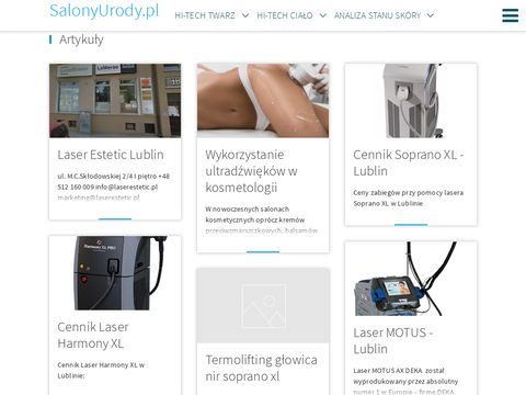 Proskinclinic.pl