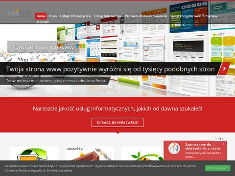 MINFOR.pl - Outsourcing IT