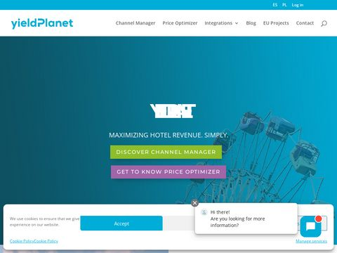 Channel manager yieldplanet - yieldplanet.com