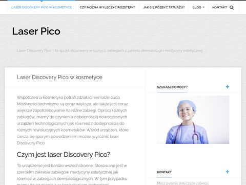 Laser Discovery Pico